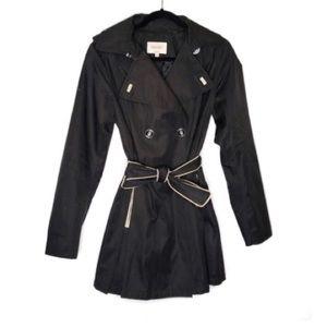 Landry by Shelli Segal Black Coat
